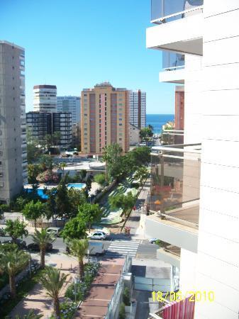 Sandos Monaco Beach Hotel & Spa: View of sea from balcony