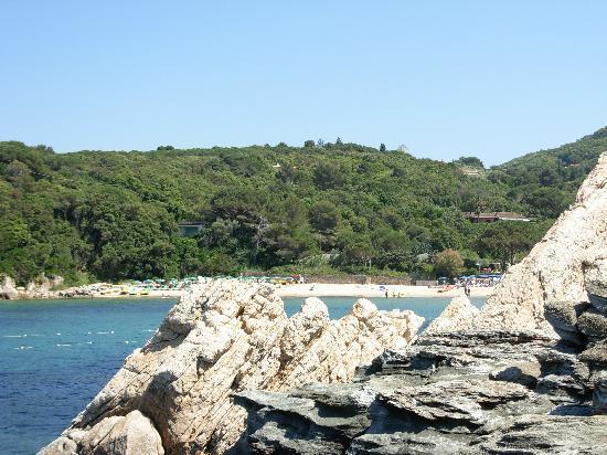 the cove and beach for Hotel Valle Verde