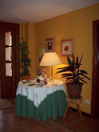Hotel Rincón de Antón: Hall