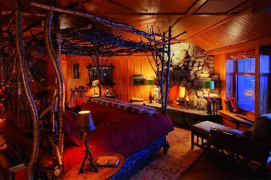 Lake Placid Lodge: Treetop
