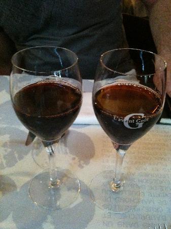 L'Avant-Gout: wine