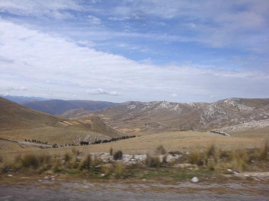 Tarma, Perú: beautiful countryside