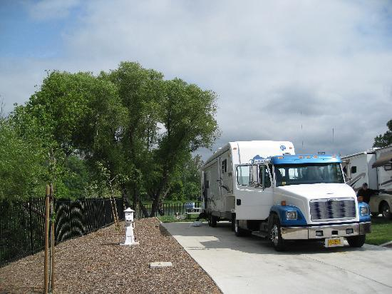 Durango RV Resort - Red Bluff, CA