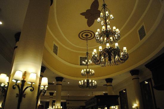 ClubHotel Riu Bambu : main restaurant Colonial