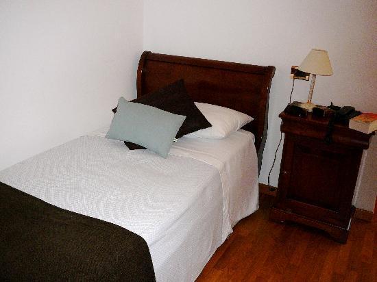 Albergo Ristorante Belvedere: my single room