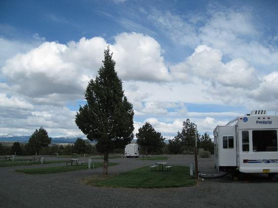 Likely Place RV and Golf Resort: A Likely Place RV Park, Hwy 395, Likely, CA