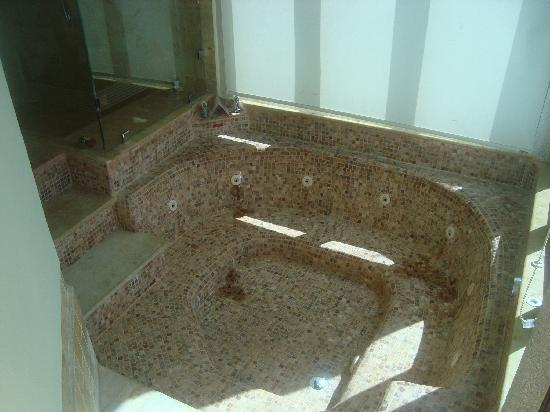 Jacuzzi Tub In Emerald Suite Picture Of Valentin
