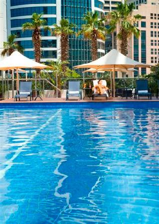 Novotel Brisbane: Swimming Pool