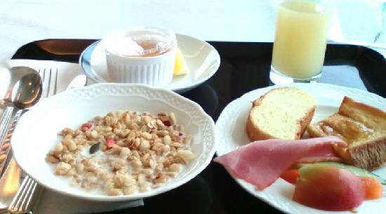 Hotel Nikko Kochi Asahi Royal: 朝食バイキング