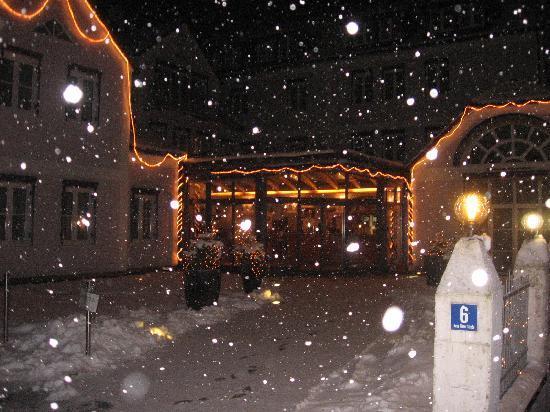 Hotel Atrium: Hotel