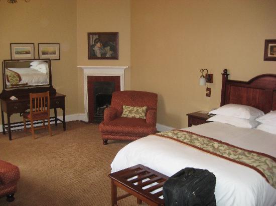 Kimberley Club: great rooms