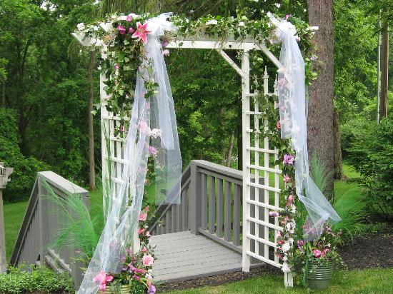 Blair Mountain Bed & Breakfast : Wedding  Time