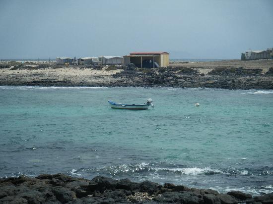 Infiniti Fuerteventura: petit village de pêcheurs au nord-ouest de l'île