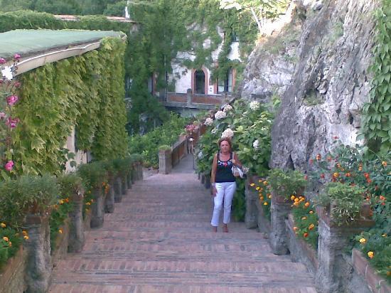 Vietri sul Mare, Włochy: Valle delle Najadi, Vietri