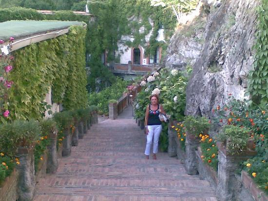 Vietri sul Mare, إيطاليا: Valle delle Najadi, Vietri