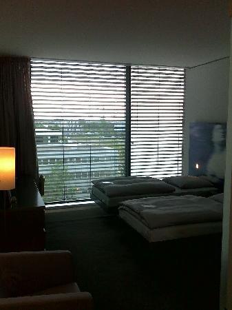 INNSIDE by Melia Muenchen Parkstadt Schwabing: The bedroom