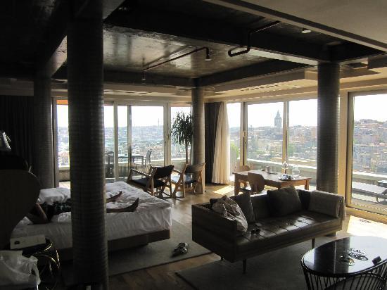 Witt Istanbul Suites: Penthouse suite