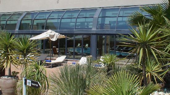 Hotel Les Berges Du Lac- Concorde : Spa Piscine