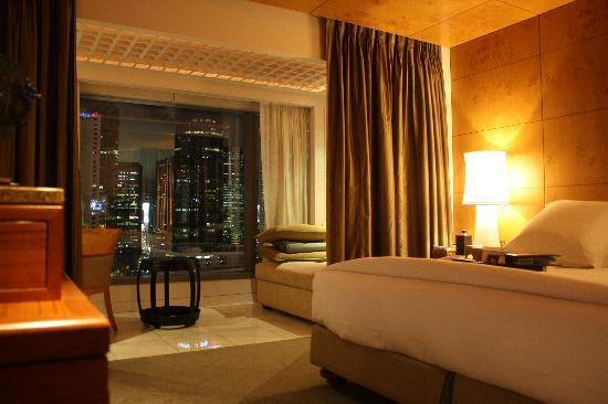 Mandarin Oriental, Hong Kong : our room