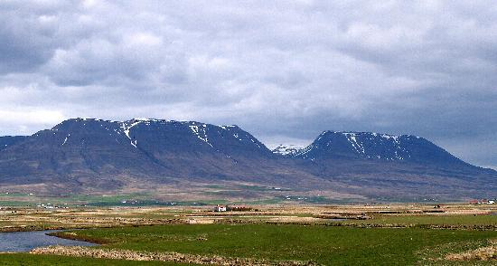 Glaumbaer, Iceland: Varmahlid