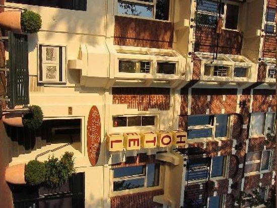 Esterno Dell 39 Hotel Billede Af The Bridge Hotel