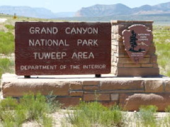 Toroweap Point: Der Weg zum Grand Canyon