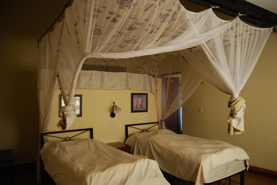 Stanley Safari Lodge: The Stanley Suite - lovely!