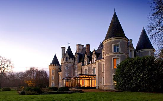 Chateau Golf des Sept Tours: Le Château