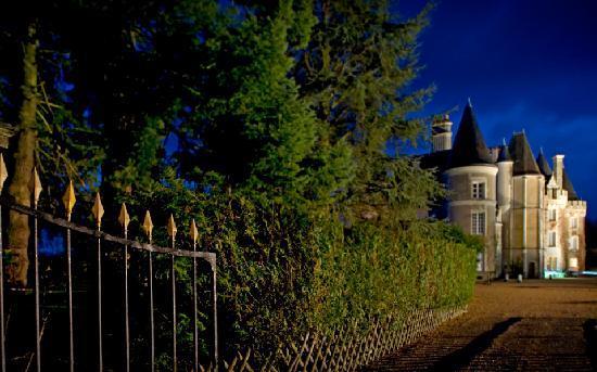 Château Golf des Sept Tours: L'arrivée