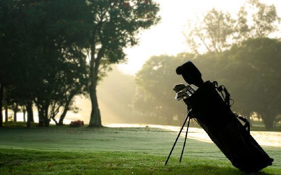 Château Golf des Sept Tours: Le Golf