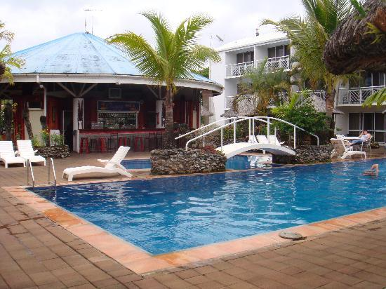 The Melanesian Port Vila: Melanesian Pool