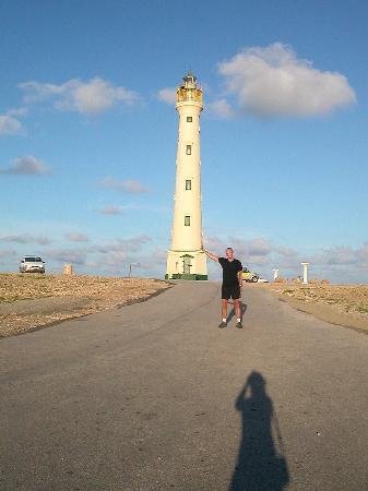 Aruba Blue Village: Leuchtturm Aruba
