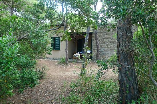 Riva del Sole Resort & SPA: terrasse logement 3 pièces