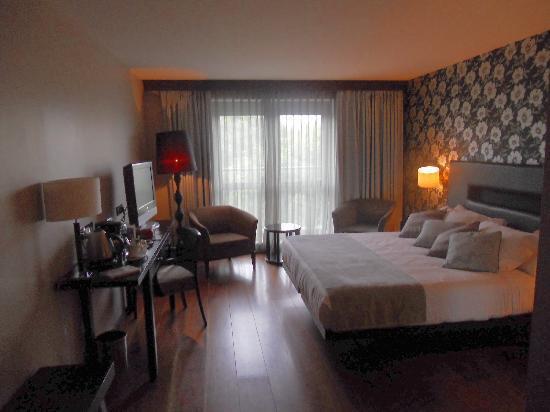 The Twelve Hotel: Room View 2