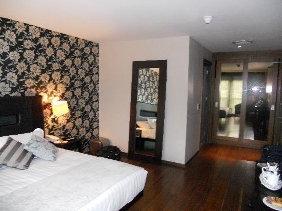 The Twelve Hotel: Room View 3