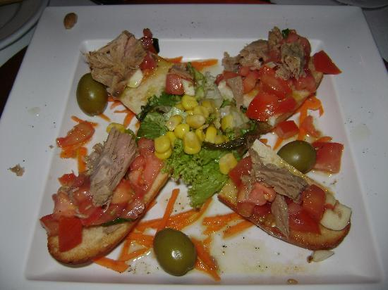 Arucas, Spain: Ensalada