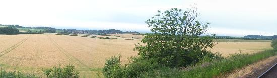 Weybourne, UK: Railway Station View