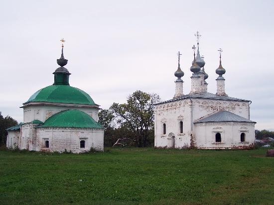 Suzdal, Russia: Kirchen von Susdal