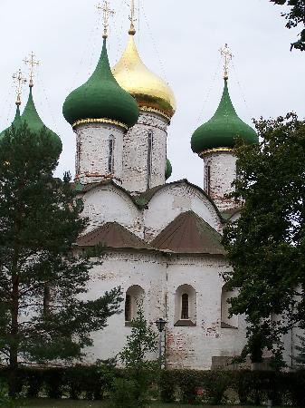 Suzdal, Russia: Christi-Kathedrale