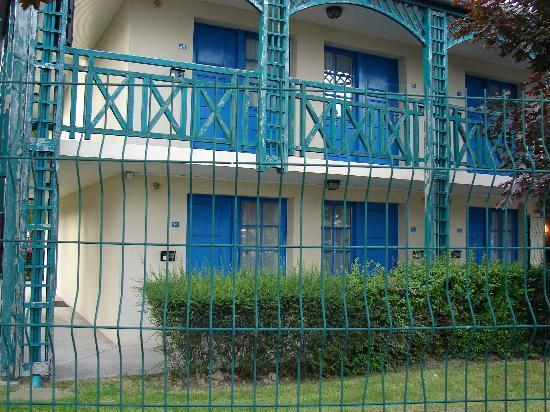 B&B Hotel Saint Malo : L'esterno