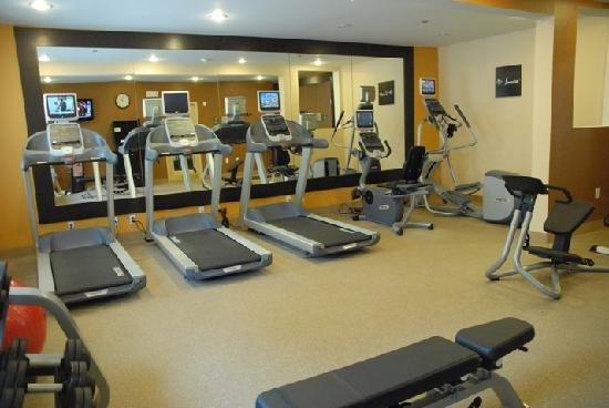 Homewood Suites by Hilton Boston/Andover: Fitness Room