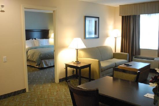 هوموود سويتس باي هيلتون بوسطن/أندوفر: One Bedroom Suite