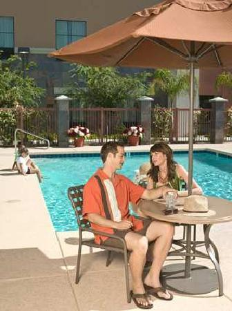 Homewood Suites by Hilton Boston/Andover: Pool