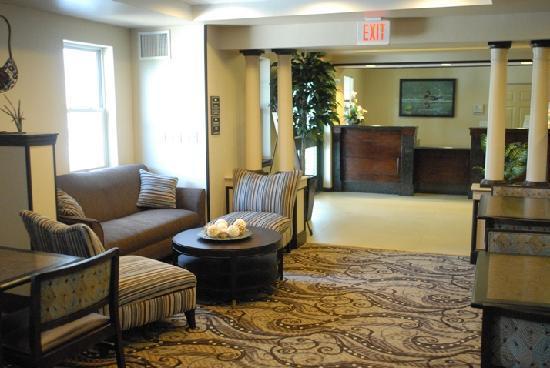 Homewood Suites by Hilton Boston/Andover: Front Desk