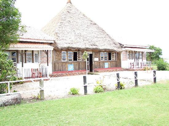 Masaka, Uganda: Restaurant & Bar.