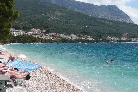 Bluesun Hotel Alga: fin strand