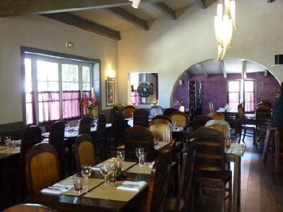 Grenier a Sel Le : le restaurant
