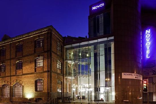Novotel Cardiff centre