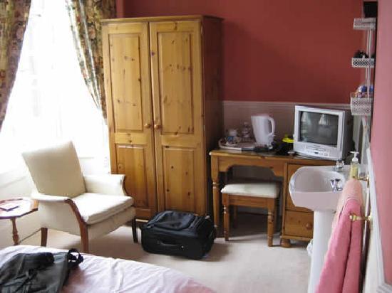 Ashlyn Guest House: Mein Einzelzimmer