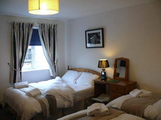 Lahinch, Irlanda: room